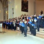 4 CC Chant Commun à Bovolone avec Ars Vivendi allemand et San Biagio italien