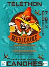 soirée-mexicaine