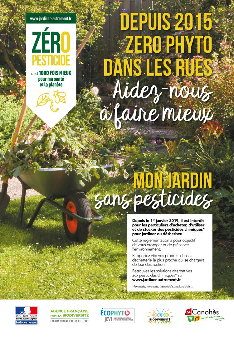 Que Faire Au Jardin En Janvier zero pesticides dans les rues. et vos jardins? - canohes
